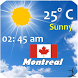 Montreal Weather by Smart Apps Android