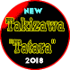 New Takizawa Tatara 2018???? by PUTRI SINTIA