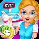 Supermarket Shopping Cashier by BestopGames