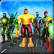 Superheroes vs Robots Battle - Zombie Aliens Fight by Nautoriouz