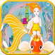 Castle Mermaid Princess Run by JackRowe