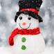 Snowman live wallpaper by Creative apps and wallpapers