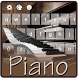 Piano Panda keyboard Theme by Theme for Panda Keyboard