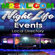 NIGHT LIFE JACKSONVILLE by Techtronics Media Corp
