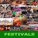 Festivals Guide by Alejandro Capel