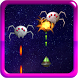 Space Bugs Attack by DAF