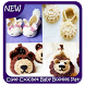 Cute Crochet Baby Booties Patterns by Executive Live