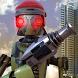 Futuristic Robot X Crime Wars by Haxon Studios