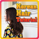 Korean Hair Tutorial