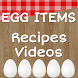Egg Items Recipes Videos by Kanchi Sinha 268
