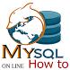 MySQL How To by ERMILOGIC