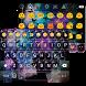 Butterfly Emoji Keyboard Theme by Color Emoji Keyboard Studio