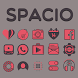 Spacio Icon Pack by UI Design House Inc.