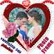 Valentine Day Photo Frame by Photo Liker Apps