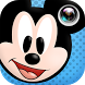 Micky Mouse Photo Stickers by Little Oasis Apps for Kids and Adults