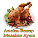 Aneka Resep Masakan Ayam by AttenTS Apps
