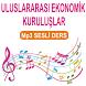 ULUSLARARASI EKO. K.SESLİ DERS by Ses.Listen
