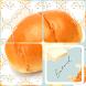 Bread Slide Puzzle (15-puzzle) by Yasukazu Umekita