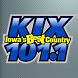 Iowa's Best Country KIX 101.1 by TraMar Mobile Marketing