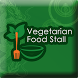 Vegetarian Food Stall by Navsix Management