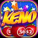 Lucky Keno Numbers KenoGames by Gurkin Apps