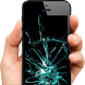 Cracked Screen App by helenasoft