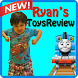 Ryan ToysReview Video by Upin Upin Studio