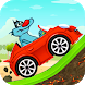 Oggy Hill Car Racing by Game Bossy Inc.