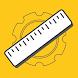 Measure Machine: Virtual ruler by Afinode