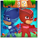 Super Kids Masks Heroes by Dromasin