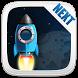 Next Launcher Theme Cosmic by ZT.art