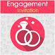 Engagement Invitation pro by Mobirizer