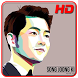 Song Joong ki Wallpaper by PhedoInc.