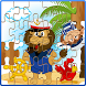 Zoo Animal Jigsaw Puzzle by Tabs A