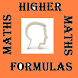 Higher Maths Formulas by Lets Do