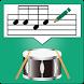 Drum Score Creator by otonishi