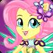 Crystal Guardian Pony by Laurenten
