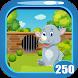 Cute Rhinoceros Rescue Game Kavi - 250