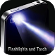 Flashlight Bright LED Torch by Ms Sara