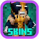 Skins for Minecraft PE - X-Men by Putadotkee Lutmonta