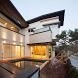 Modern Korean House by KOBEAPPS