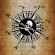 Pirate Compass by stilbocode