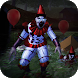 It is Creepy Clown Zombie Survival by AtlasTitan