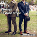 Vintage Fashion Style Ideas by Gunaapps