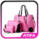 Women HandBags New by atifadigital