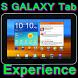 GALAXY Tab Experience by sideinfoapp