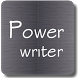 Power writer by HLY