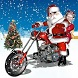 Santa Christmas Bike Racing: Top Winter Rush Race