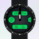 Electronic Charm 4 Watch Face by MobiDev Studio