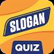 Slogan Logo Quiz by bubble quiz games